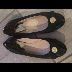 Michael Kors flats black, size 7.5